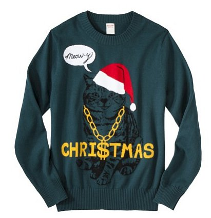 Whether you love it or loathe it, ugly Christmas sweater season has finally arrived