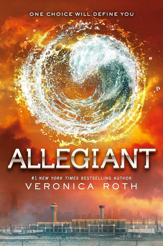 Allegiant by Veronica Roth ($20)