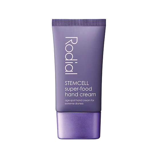 My hands tend to disintegrate in Winter, thanks to the dry heat indoors and the chilly wind outdoors. Which is why I am now obsessed with Rodial Super-Food Hand Cream ($25). It's rich without being greasy, it smells lightly but lovely, and it also works to get rid of all the dark spots on my hands while hydrating. And it's a perfect purse size so I have no excuse to be without it.  — Melissa Liebling-Goldberg, fashion and beauty director