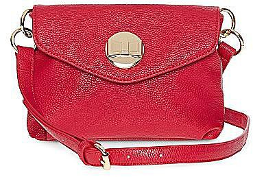 Lulu by Lulu Guinness® Spot On Mini Trapezoid-Flap Crossbody Bag