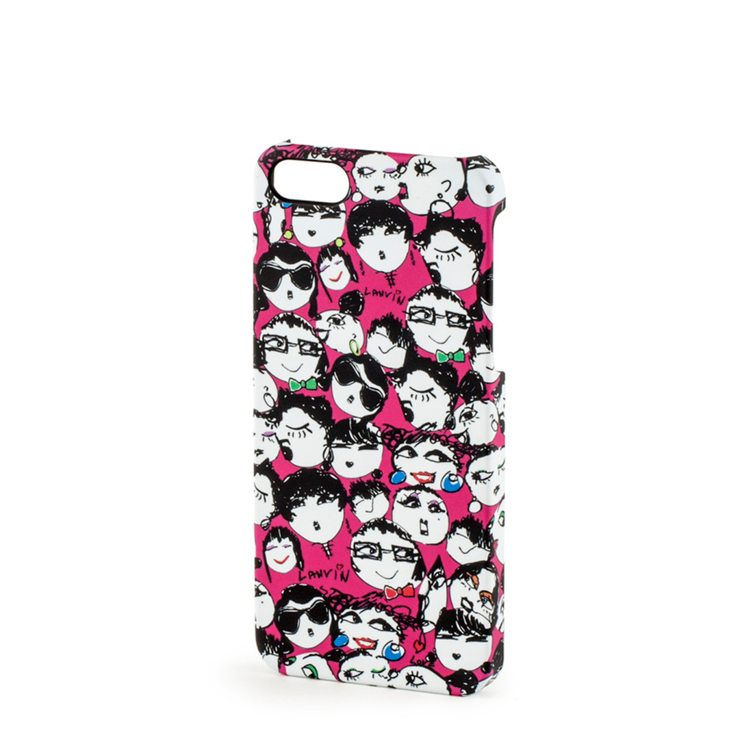"This Lanvin case ($75) gives a whole new meaning to the term ""FaceTime."""