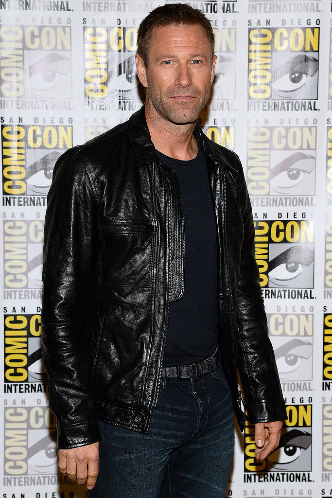 Aaron Eckhart joined Incarnate, a micro-budget thriller in which he'll play an exorcist.