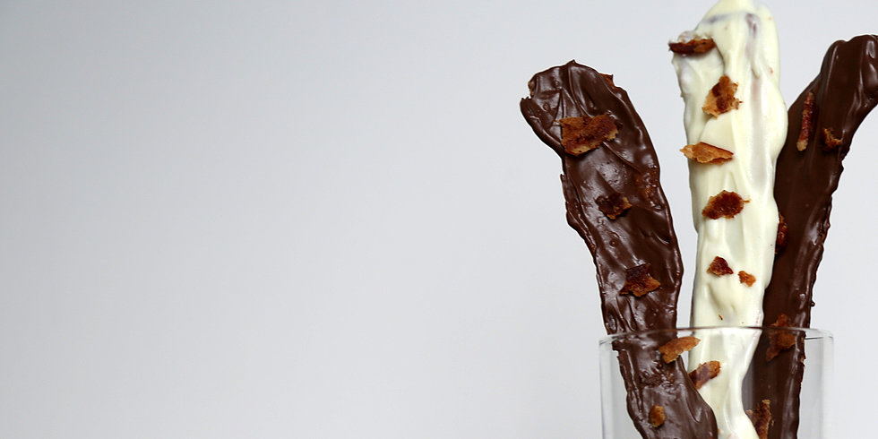 Make This Chocolate-Covered Treat For Your Bacon-Obsessed Friends