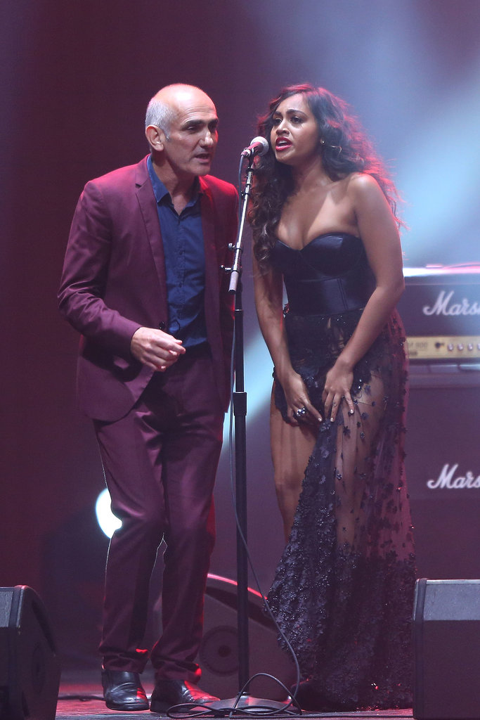 2012: Paul Kelly and Jessica Mauboy