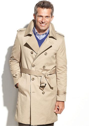 Lauren Ralph Lauren Lauren by Ralph Lauren Coat, Kingston Belted Trench Raincoat