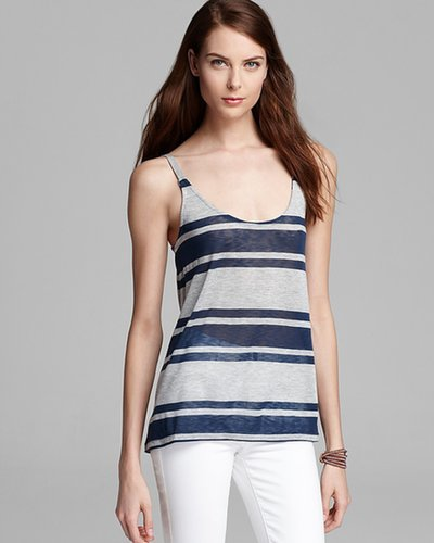 Splendid Tank - Grecian Stripe Swing