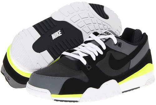 Nike - Air Trainer '88 (Anthracite/Cool Grey/Volt/Black) - Footwear