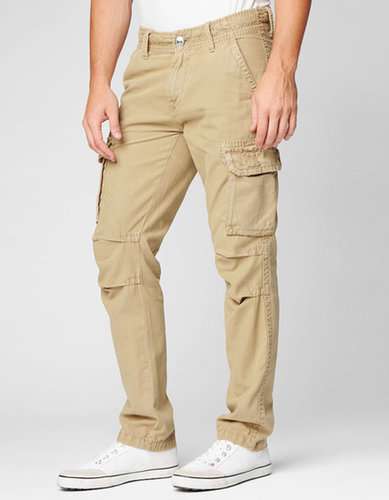 Mens Anthony Big T Slim Cargo Pants