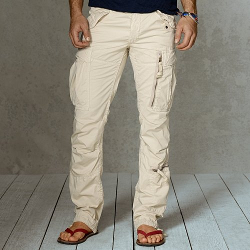 Polo Ralph Lauren Straight-Fit Cargo Pant