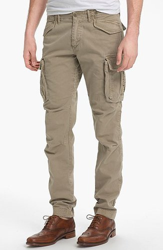 Gant by Michael Bastian Skinny Tapered Leg Cargo Pants