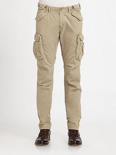 Gant by Michael Bastian Skinny Cargo Pants