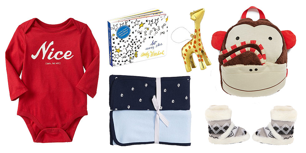 Santa Baby! Gifts For Tiny People With Tiny Prices