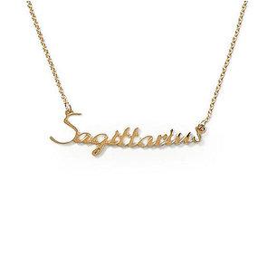 Zodiac Necklace Review
