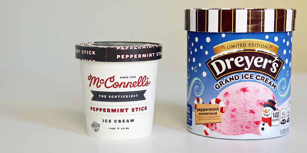 2 Peppermint Stick Ice Cream Options to Scoop Up