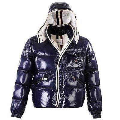 Moncler Mens Jackets Navy 8891