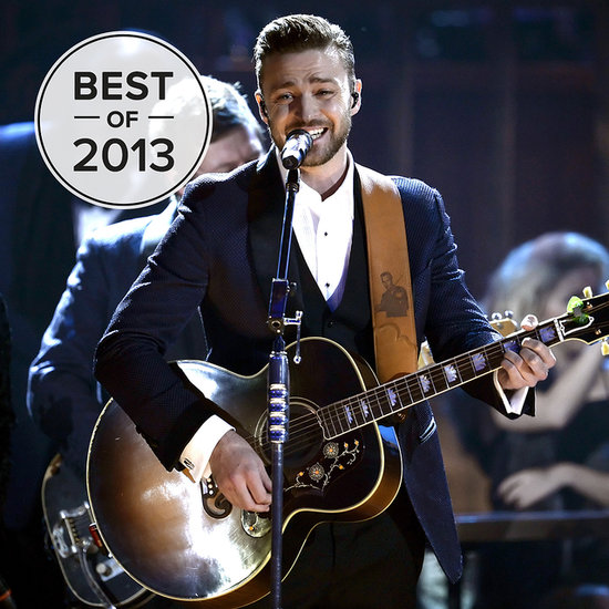 How Justin Timberlake Took Over 2013