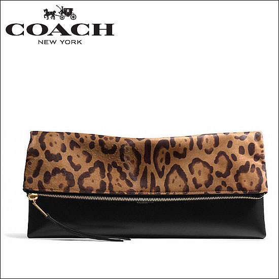 THE LARGE CLUTCHABLE IN LEOPARD, $798