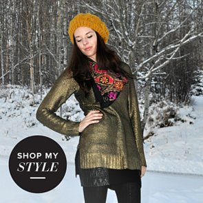 Chic Winter Clothing   Shopping