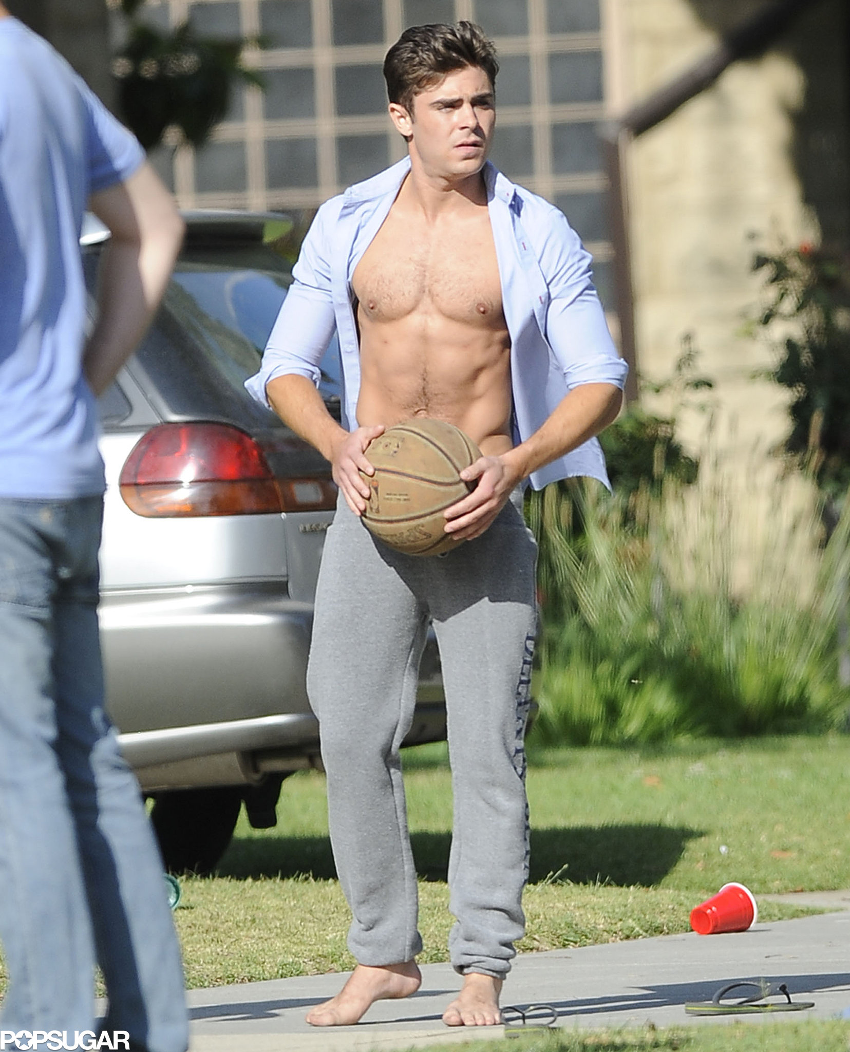 Zac Efron Hairstyle Neighbors 87