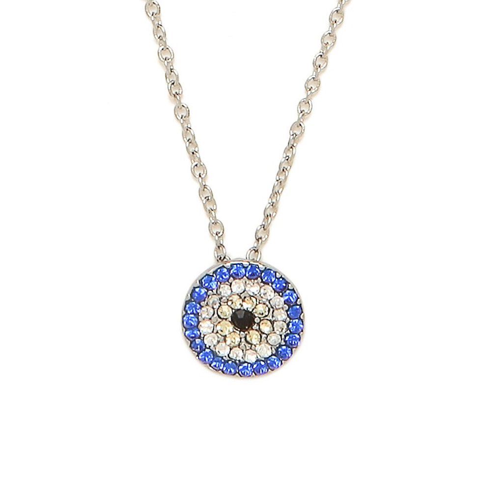 This BaubleBar evil eye necklace ($26) will make sure 2014 gets started off right.