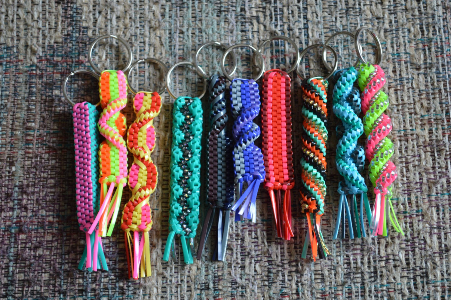 Lanyard Keychains | 65 Nostalgic Stocking Stuffers For