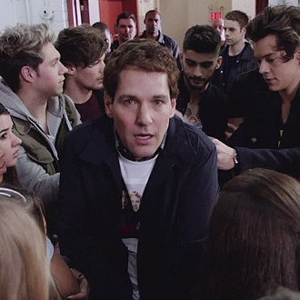 Anchorman 2 Cast and One Direction Singing on SNL