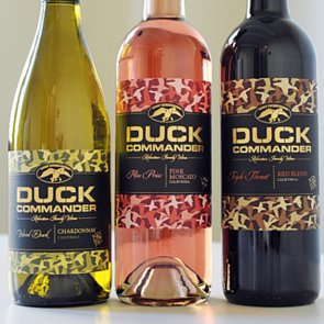 Duck Dynasty Wine Review