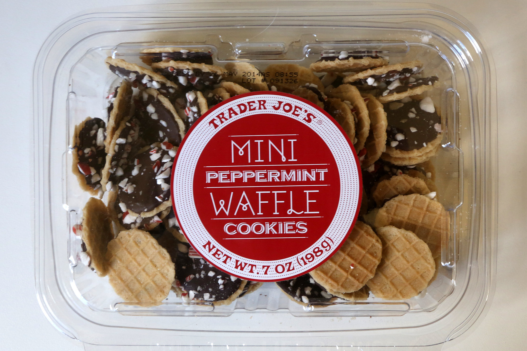 The Best Peppermint Treats At Trader Joe S