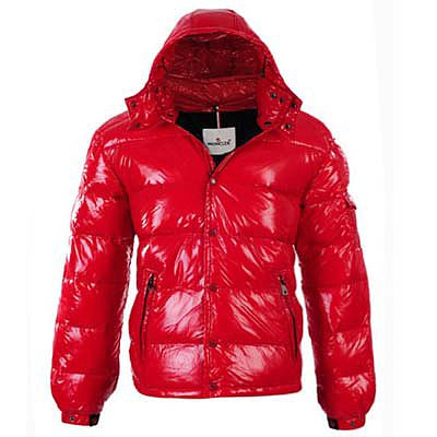 Moncler Mens Jackets Red 8916