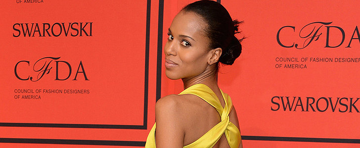 Kerry Washington's Year of Scandalously Good Style
