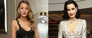 Dita Von Teese and Blake Lively's Vintage Fashion Face-Off