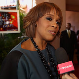Gayle King Discusses Oprah Winfrey's 2013 SAG Nomination