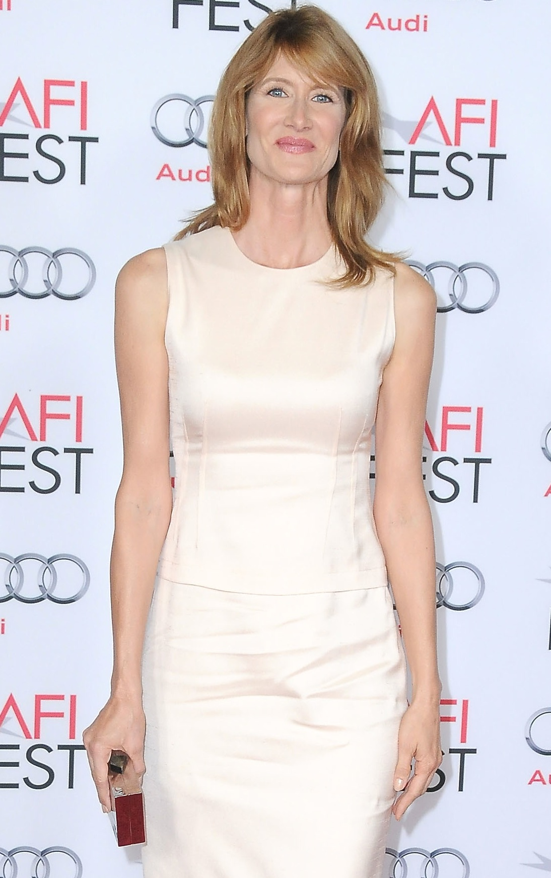 Laura Dern joined 99 Homes as Andrew Garfield's mother. Garfield plays a man who loses his home during the economic crisis.