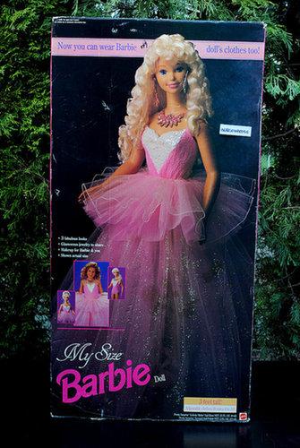 My Size Barbie
