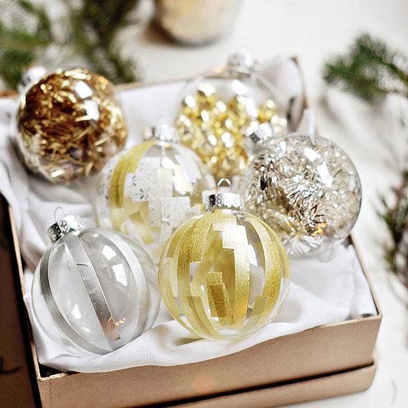 Diy Christmas Ornaments Popsugar Smart Living