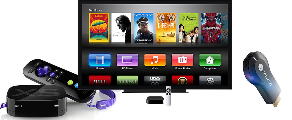 Stream Engines: Rating Apple TV, Roku 2, and Chromecast