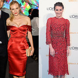 Red Party Dresses | Celebrity Fashion