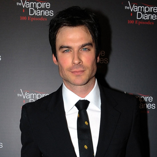 Ian Somerhalder Tweets About His Email Habits