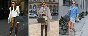Miranda Kerr's Best Street Style Outfits of 2013!