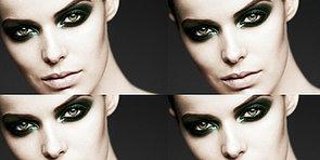 See Australian Model Robyn Lawley in Barneys Beauty Ads