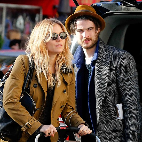 Sienna Miller and Tom Sturridge Leave Paris With Marlowe