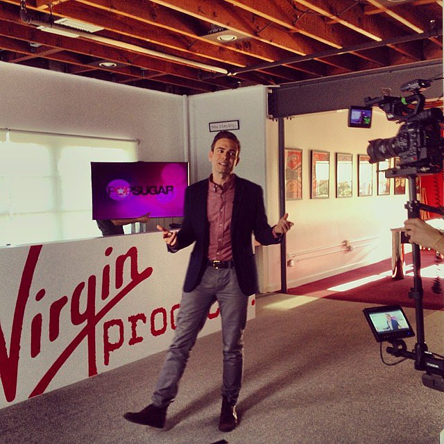 POPSUGAR Live! host Matthew Rodrigues spoke about our new partnership with Virgin America!