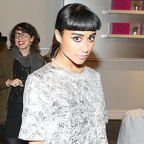 Natalia Kills's Hair and Beauty Tips