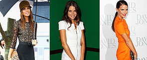 Wardrobe Watch: Birthday Girl Jodi Anasta