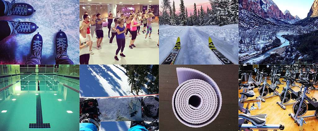 9 Winter Workouts to Try This Weekend