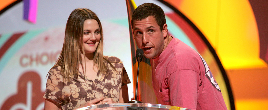 Drew Barrymore & Adam Sandler Are Back Together For Blended