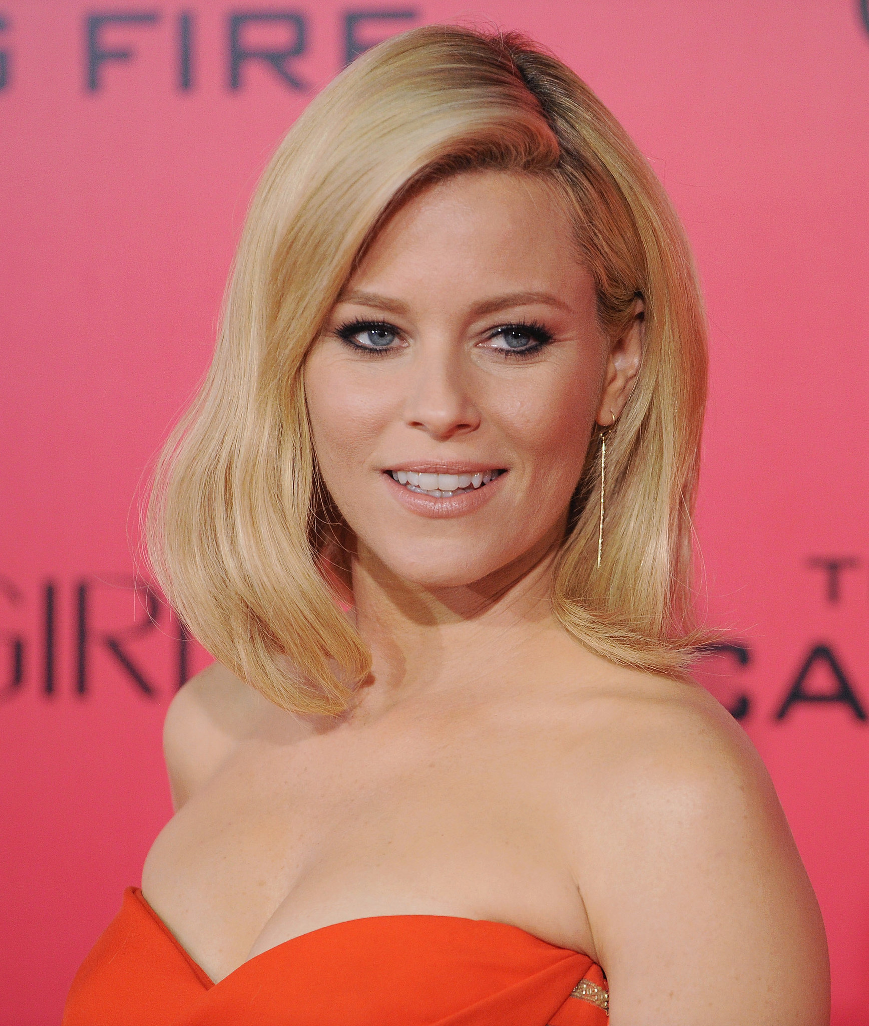 Elizabeth Banks Haircut Elizabeth Banks