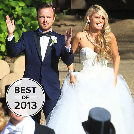 The Best Celebrity Weddings of 2013