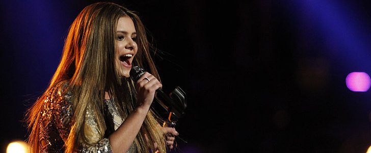 The Voice's Jacquie Lee Has Us Voting For Her Sleek Hair