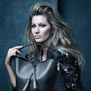 Gisele Bundchen's Hair in Louis Vuitton Spring 2014 Campaign